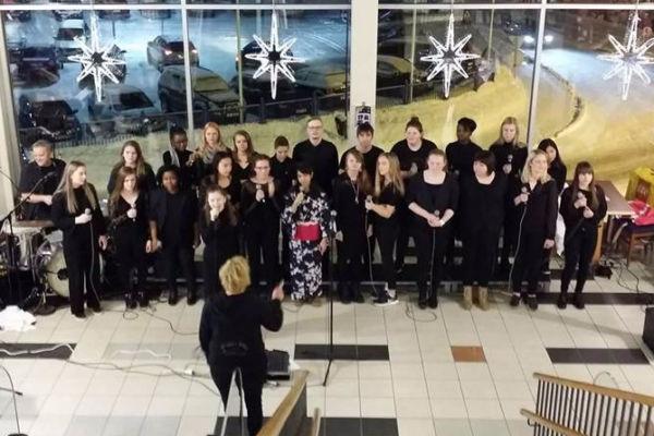 Julekonsert med Privilegium Gospel!