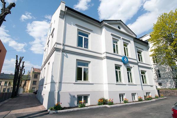 Metodistkirkens hovedkontor er i dag lokalisert hos Stiftelsen Betanien i Oslo.