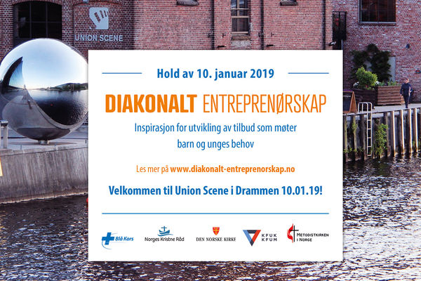 Diakonalt entreprenørskap