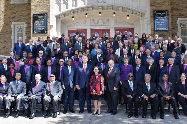 Biskopsrådet i the United methodist Church.