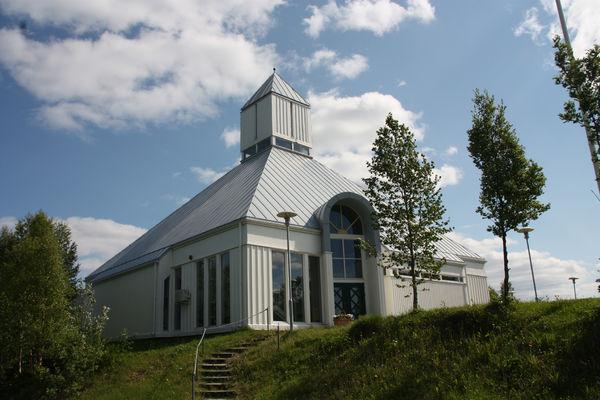 Konfirmasjonsgudstjeneste i Tømmervik kirke