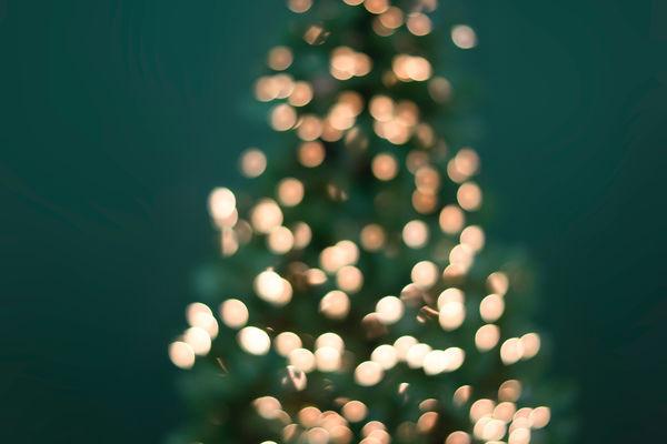 Julesang og juletre - og så en julekafé!
